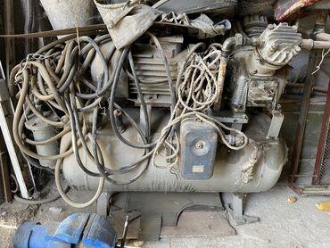 Услуги - Каинды: Продам компрессор 3-х фазный ! Цена 50 000 сом