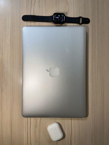 ipad air a1475 в Кыргызстан: MacBook Air 2015  -модель-A1466  -процессор-core i5/1.6GHz  -оперативн
