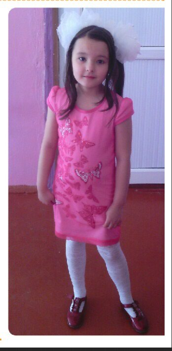 Продаю детское платье на девочку в Бишкек