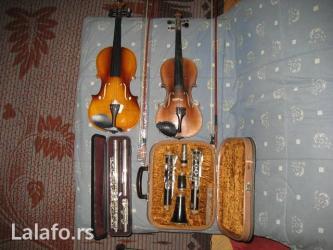 Kupujem duvacke instrumente  i tehnicku robu - Beograd