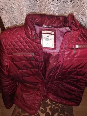 TIMEOUT zenska jakna L velicina. Idealna za prelazni period ali i - Batocina