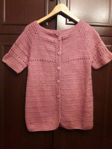 Продается новый свитер ручной работы! в Бишкек