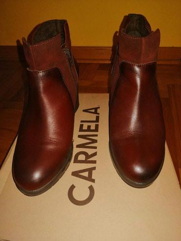Prodajem cipele kožne, broj 38. Par puta obuvene, kao nove. Bez - Belgrade