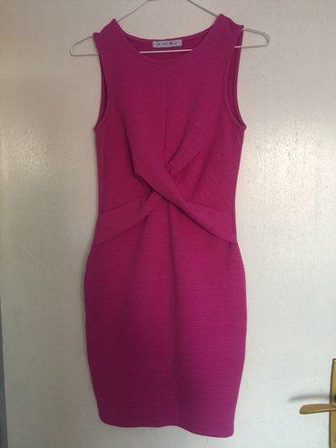 Roza haljinica,univerzal,rastegljiva