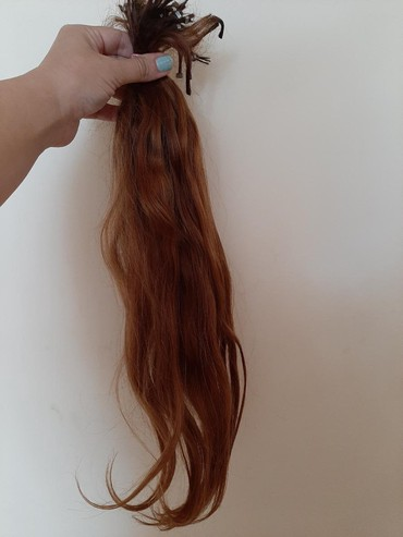 Личные вещи в Сальян: Tebii uşaq saçı.80azn.Fikri ciddi olmayanlar narahat etmesin!