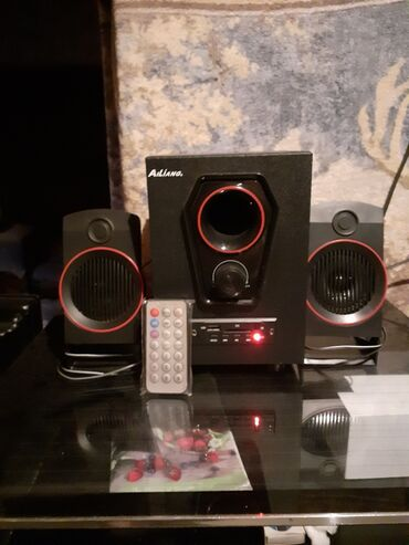 Ailiang audio sistema usb,aux,bluetooth,radio fm,pult