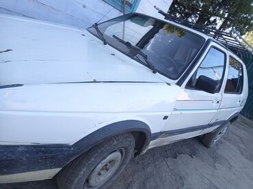 гольф 2 in Кыргызстан   VOLKSWAGEN: Volkswagen Golf 1.6 л. 1989   1 км