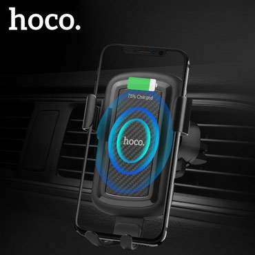 Original hoco firmasi. avtomobilde hava vuran yere kecen telefon в Bakı