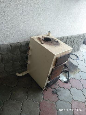 Продаю котел электро-дрова уголь