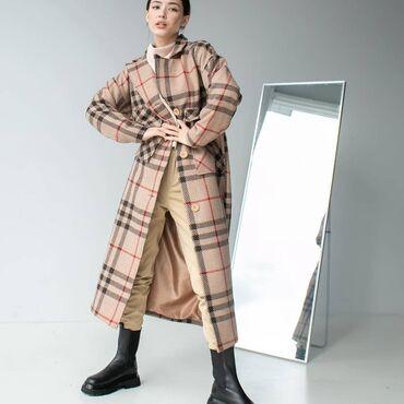 пальто в Кыргызстан: Пальто  Подклад Размер,s,m,l