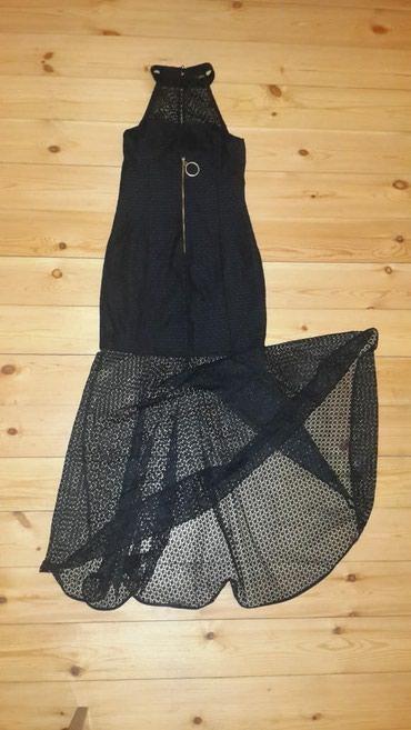 Bakı şəhərində Платье длинное. одевалось один раз,