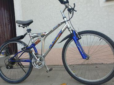 Продаётся велосипед. Производство Корея. С амортизатором. Не Железо!