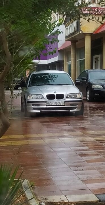 bmw 7 серия 728i 5mt - Azərbaycan: BMW 320 2 l. 1998 | 480000 km
