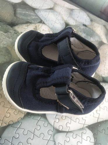 Dečije Cipele i Čizme - Sjenica: Patofne za decu malo nosene oprane kao nove br 19