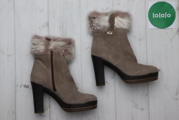 Жіночі черевики з хутром Quardiant, р. 37   Висота халяви: 17 см Ширин