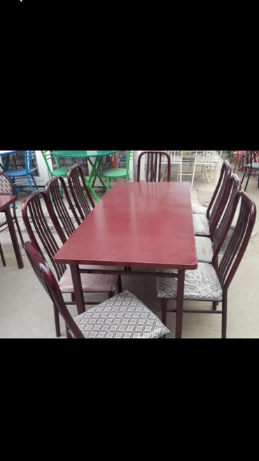 Дом и сад в Ярдымлы: Комплекты столов и стульев