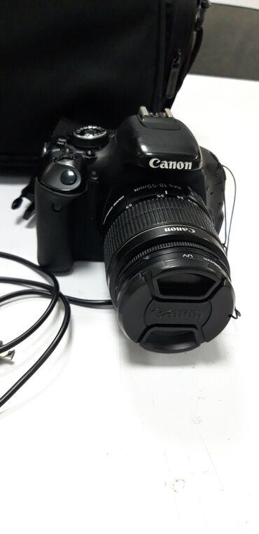 canon-mark-2-5d-цена в Кыргызстан: Срочно продаю полупрофессиональный фотоаппарат марки Canon 600d  В хор