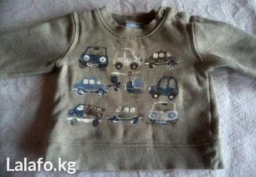 Толстовочка на малыша до 6 месяцев. в Бишкек