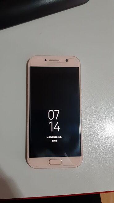 Samsung - Azərbaycan: Yeni Samsung Galaxy A5 2017 32 GB çəhrayı
