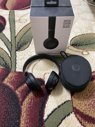 vivo nex 3 �������� �� �������������� в Кыргызстан: Beats solo 3. Original. Наушники в хорошем состоянии