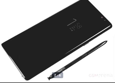 Б/у Samsung Galaxy Note 8 64 ГБ Черный