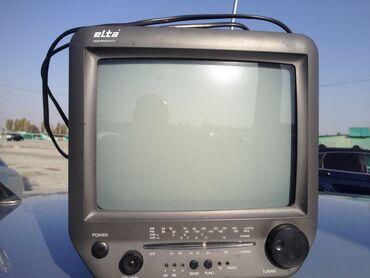 akusticheskie sistemy ergo в Кыргызстан: Tv из Германии. Чёрно белый . 220 в - 12v