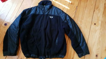 Bez-jakna-l - Srbija: Muska jakna, ocuvana, bez ostecenja, vel.XL