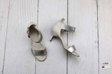 Товар: Босоножки женские Vic Matie, серебристые, размер 38, 12321