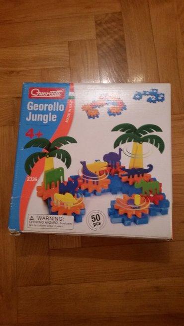 Original Quercetti italijanska igracka za decu 4+. Kreativna i sa - Pozarevac