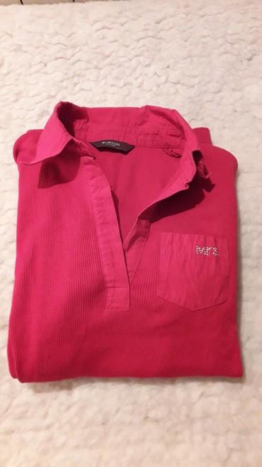 Majica engleski brend Burton.. izuzetan kvalitet kao nova br m - Crvenka