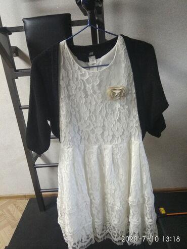 Платья нарядная с болерой вместе : 800 на 12-13Лет