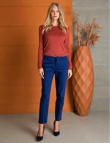 женские-брюки-черные в Кыргызстан: В наличии классические брюки от Pierre Cardin,оригинал 100%,размеры 40