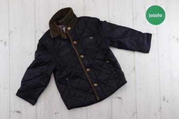 Верхняя одежда - Синий - Киев: Дитяча куртка Junior J, вік: 18-24 м., зріст: 92 см    Довжина: 40 см