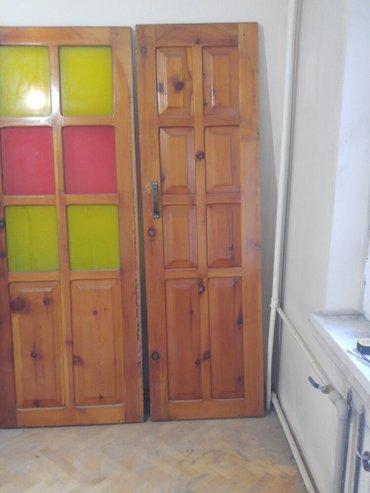 Продаю 5 двереи деревянные в отличном в Бишкек