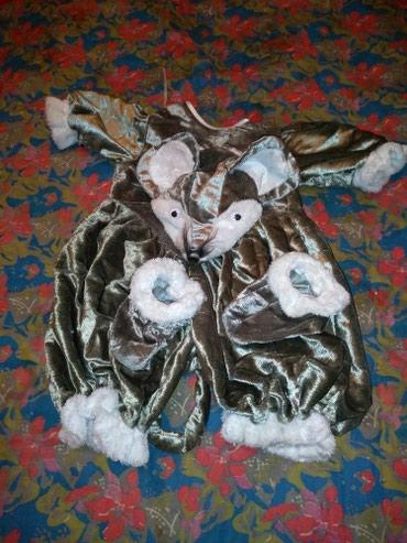 Продаю костюм мышки. одевали один раз. состояние отличное. в Бишкек