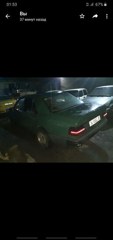 Mercedes-Benz 230 2.3 л. 1989 | 222 км