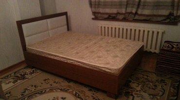Двухспальный кровать б/у. Цена договорная в Бишкек