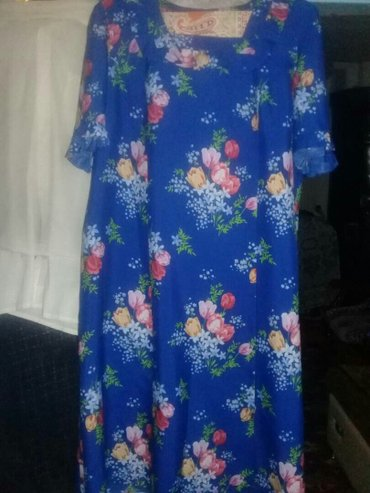 Платье женское, шёлк...р.50-52 в Лебединовка