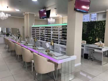 услуги маникюра в Кыргызстан: Jibsnails - это студия красоты в центре города Мы предоставляем широки