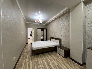 Долгосрочная аренда квартир - 2 комнаты - Бишкек: 2 комнаты, 65 кв. м С мебелью