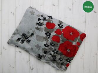 Женский шарф с цветочным принтом    Размер: 190 х 130 см Состояние хор