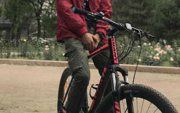 Украли велосипед, со двора жилого комплекса панфилова на пересечении
