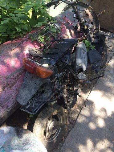 Другая мототехника в Бишкек: Прадаю скутер в разобранном состоянии или обмен на китайский скутер с