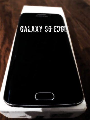 Продаю galaxy s6 edge 64gb!!! состояние отличное!! Есть комплект, в ко в Сокулук