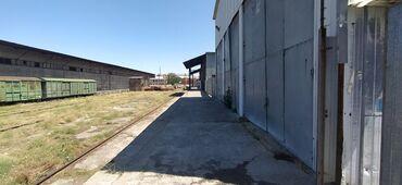 Коммерческая недвижимость в Бишкек: Сдается часть склада в субаренду, есть свой кладовщик