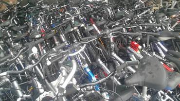 Большой выбор велосипедов из Кореи в Бишкек
