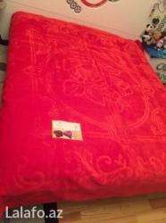 Xırdalan şəhərində Покрывало Турецкая вилюровое двухспальное ,толстое двухстороннее