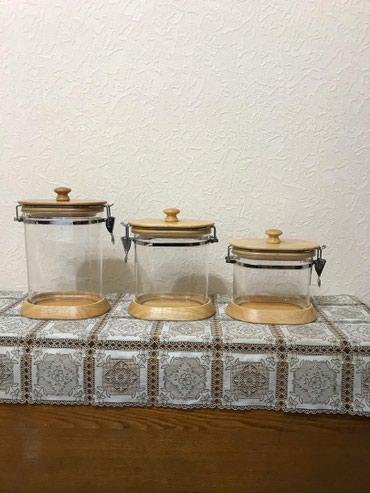 Продаю набор для сыпучих продуктов из в Лебединовка