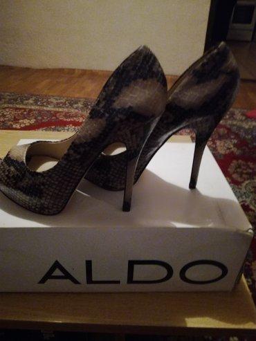 Aldo cipele nosene jednom,izgledaju kao potpuno nove br 37 - Novi Sad