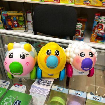 hodunki-ot-chicco в Кыргызстан: Музыкальная игрушка Chicco Go Go Music Игрушка передвигается с помощью